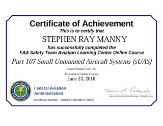 I am DroneMann | Retired commercial pilot and small UAS